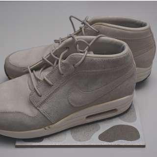 Nike Mid-cut Air Max Beige Shoes