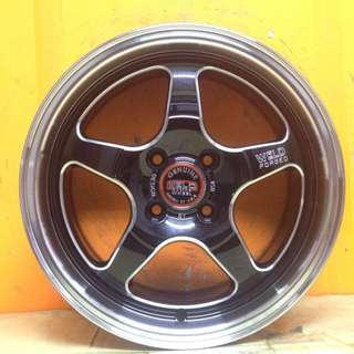 SPORT RIM 15inch WELD FORGED