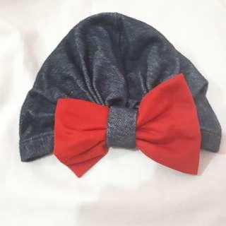 Baby Turban Bonnet