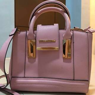 Pink River Island Satchel Tote Bag