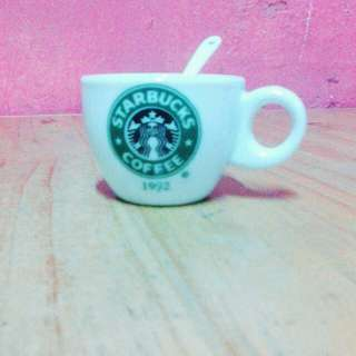 Tea Cup Starbucks Collectible