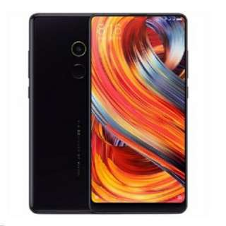 XIAOMI MI MIX 2 DUAL SIM 64GB LTE (ceramic black/white)