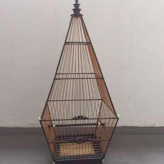 Jambul Bird Cage