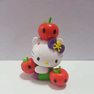 7-Eleven Toy Hello Kitty x Tokidoki - Hello Kitty Apple