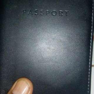 Coach - Passport Cover