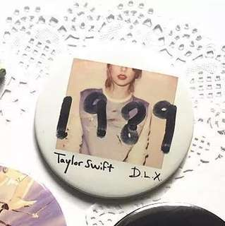 🆕Taylor Swift 1989 Hand Mirror