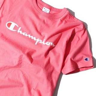 日版Champion Tee