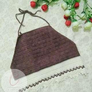 Customized Callista Halter Crochet Top
