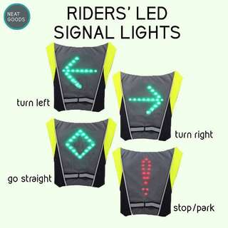 Riders LED Signal Light