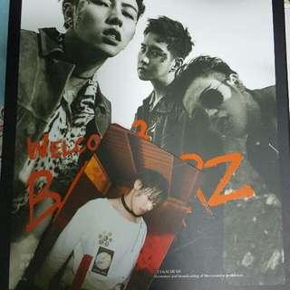 Block B小分隊 Bastarz Album