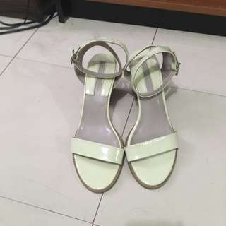 Zara Cream Sandal
