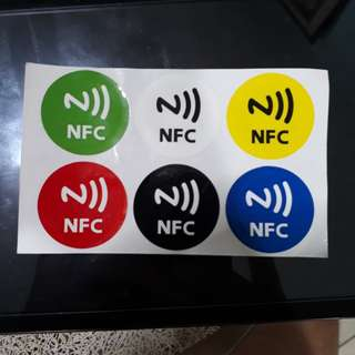 NFC Tags for Phones