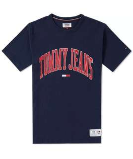 Tommy Jeans Collegiate Tee