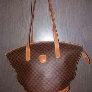 Authentic celine shoulder bag
