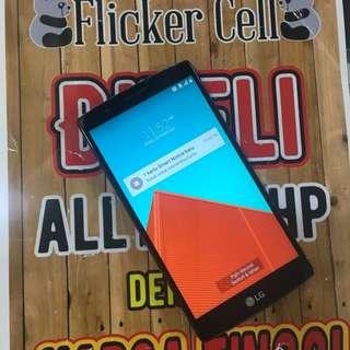 LG G4 backdoor leather black mulus bisa tt