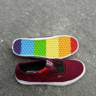 Vans Authentic X bross