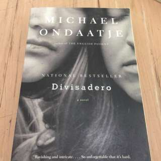 Divisader by Michael Ondaatje