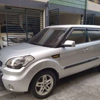Kia Soul matic 2011 1st owned sale swap trade