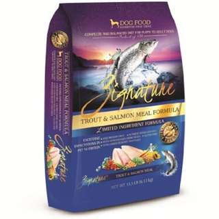 Zignature Trout & Salmon (for dog) 13.5lb