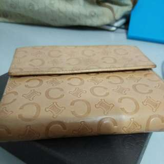 Authentic Celine wallet (unisex)