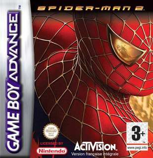 GBA Spiderman 2