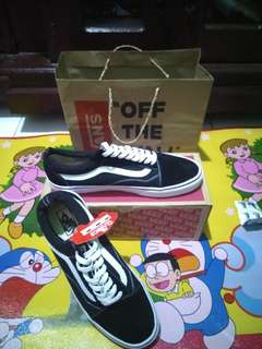 Vans Old skoll black&white