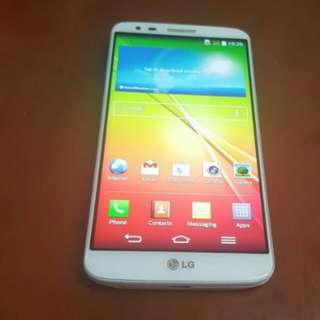 Lg g2 32gb 4g lte open line 90% new