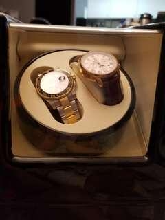 多方位旋轉錶盒