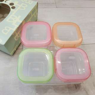 Baby Fresh Food Freezer Containers