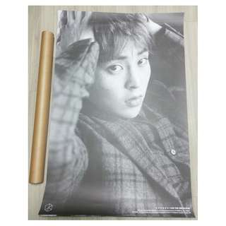 EXO EXODUS XIUMIN Limited Official POSTER