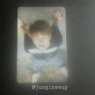 Infinite Woohyun PC - Reality Album