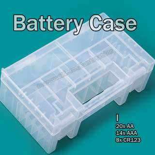 Battery Case - MEGABOX