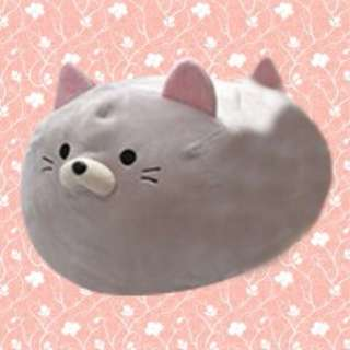 Toreba 1st Lazy Cat Summit - Plushy Cushion