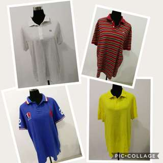 buy 3 free 1 polo shirts