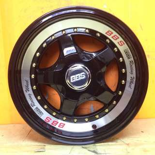 SPORT RIM 15inch BBS RACING WHEEL