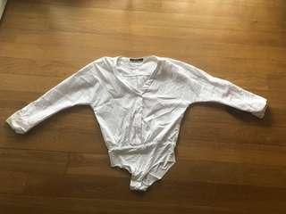 Zara blouse/ body
