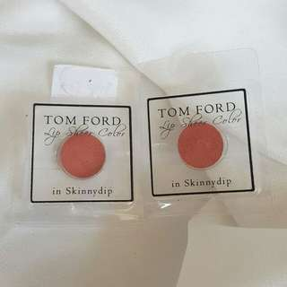 Tom Ford Lip Sheer Color (SHARE IN JAR)