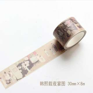 Ancient Chinese Masking Tape