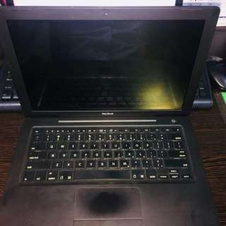 Macbook late 2008 (BLACK)