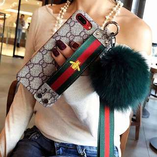 Gucci embroidered bee iPhone 6/6s phone case casing