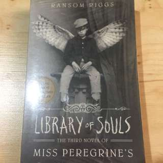 The Library of Souls by Ransom Riggs