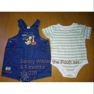 Winnie The Pooh Jumper Set