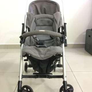 Combi Stroller & Combi car seat