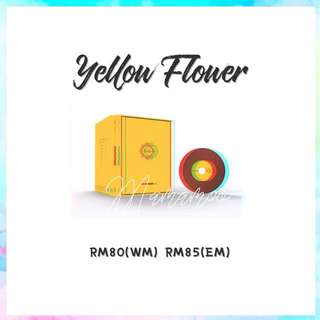 Preorder - Mamamoo Yellow Flower