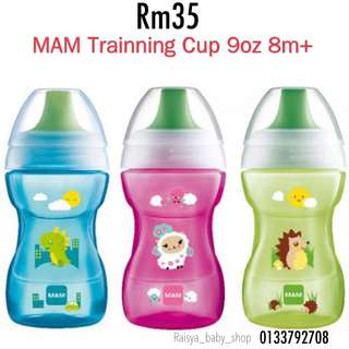 MAM training cup