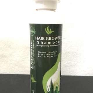 Organic hair grower