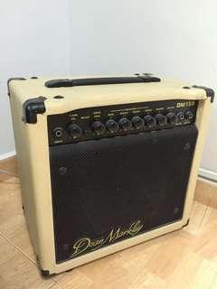 Dean markley dm15r amp