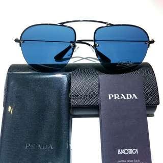 全新行貨PRADA 金屬太陽眼鏡