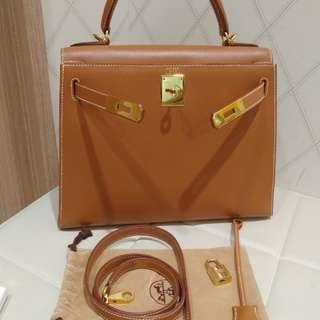 Hermes kelly 28 epsom gold