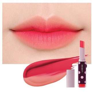 Laneige two tone matte lip bar